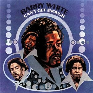 Can't Get Enough (Barry White album)