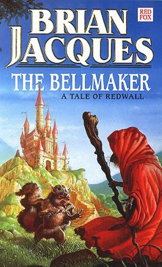 The Bellmaker - UK first edition cover