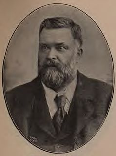 Benjamin Pickard British politician