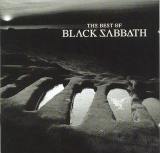 <i>The Best of Black Sabbath</i> 2000 greatest hits album by Black Sabbath