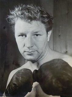 Billy Graham (boxer) American boxer