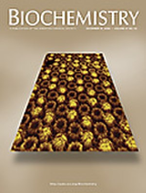 Biochemistry (journal) - Image: Biochemistry cover (Dec 2008)