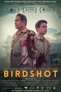 <i>Birdshot</i> (film) 2017 film