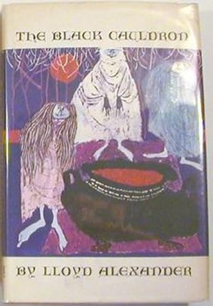 The Black Cauldron (novel) - The first edition