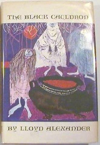 The Black Cauldron (novel) - The first edition