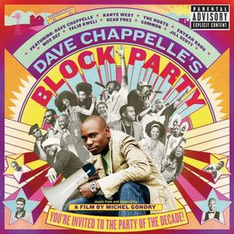 Dave Chappelle's Block Party - Image: Blockpartysndtrk