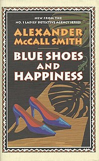 <i>Blue Shoes and Happiness</i>