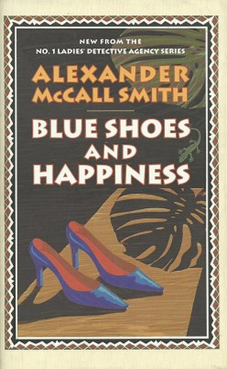 Blue Shoes and Happiness - Cover of the first edition (Polygon)