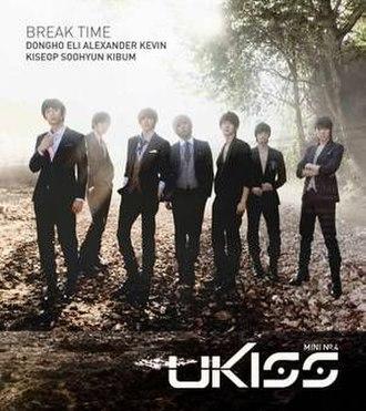 Break Time (EP) - Image: Break Time cover