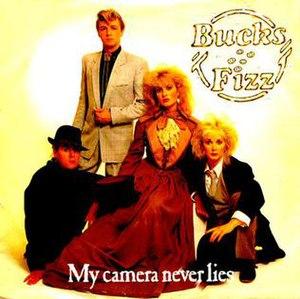 My Camera Never Lies - Image: Bucks Fizz My Camera