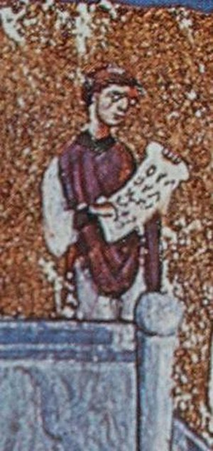 Castrato - A Byzantine castrato from the 11th century.