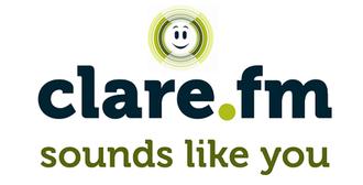 Clare FM - Image: C Lare FM logo