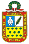 Coat of arms of Chincha