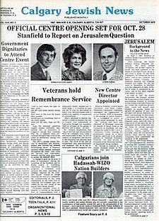 Jews in calgary