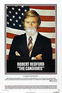 <i>The Candidate</i> (1972 film) American political comedy-drama film