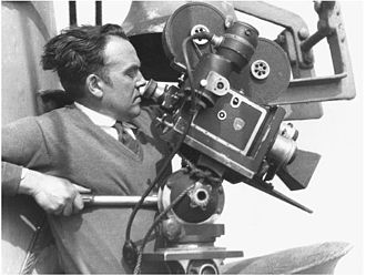Academy Award for Best Cinematography - Charles Rosher, the first recipient in 1928