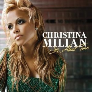It's About Time (Christina Milian album) - Image: Christinamilian itsabouttime
