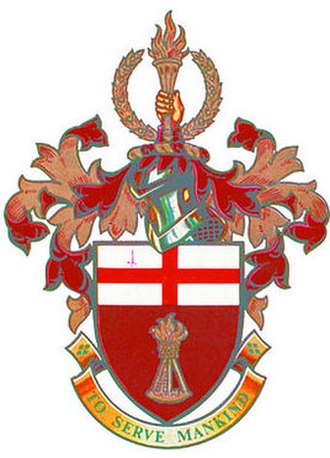 City, University of London - Arms of City, University of London