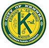 Official seal of Kenner, Louisiana
