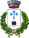 Coat of arms of Clauzetto