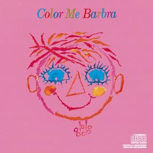 Color Me Barbra - Image: Color Me Barbra