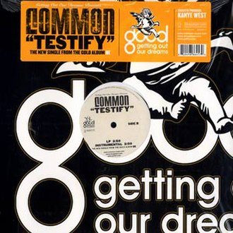 Testify (Common song) - Image: Common testify