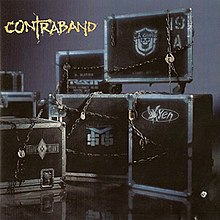 Listing All Cars >> Contraband (band) - Wikipedia