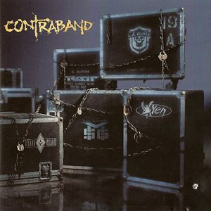 Contraband (band) - Image: Contraband 1991