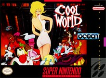 Cool World Snes Video Game Wikipedia