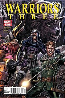 Fenris Wolf (Marvel Comics)
