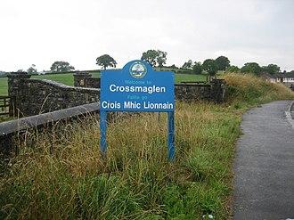 Crossmaglen - Image: Crossmaglen