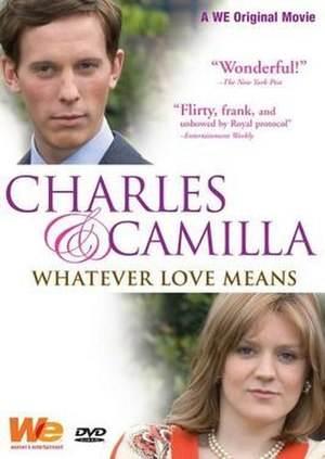 Whatever Love Means - DVD Cover Art