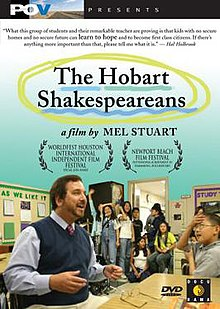 DVD cover of the movie The Hobart Shakespeareans.jpg