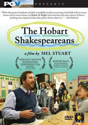 The Hobart Shakespeareans - DVD cover