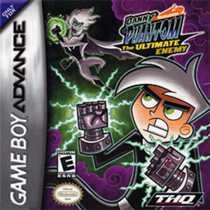 Danny Phantom: The Ultimate Enemy - Image: Danny Phantom The Ultimate Enemy Coverart