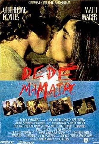 Dedé Mamata - Image: Dedé mamata cartaz