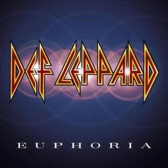 Euphoria (Def Leppard album) - Image: Def Leppard Euphoria
