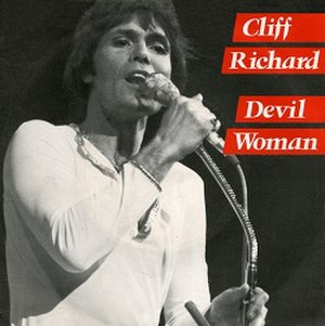 Devil Woman - Image: Devil Woman Cliff Richard