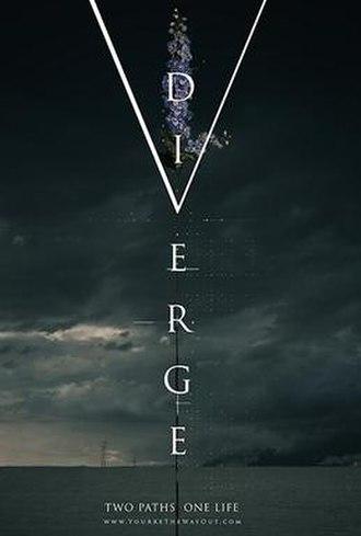 Diverge (2016 film) - Film Poster