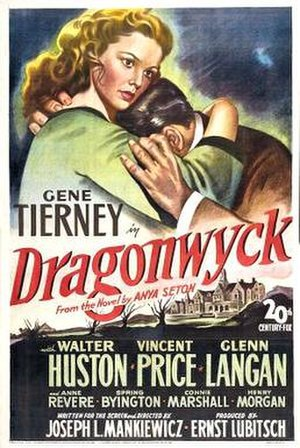 Dragonwyck (film) - Theatrical release poster