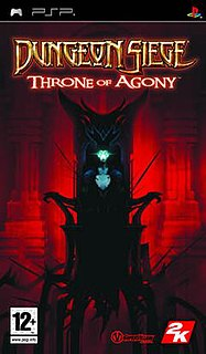 <i>Dungeon Siege: Throne of Agony</i> 2006 video game