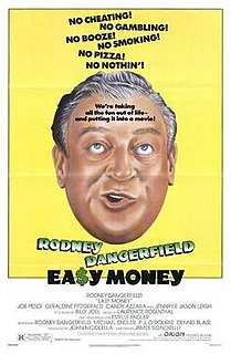 <i>Easy Money</i> (1983 film) 1983 film by James Signorelli