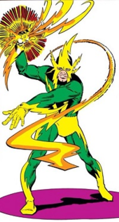 Electro Marvel Comics Wikipedia