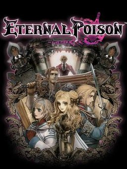 Eternal Poison North American Cover