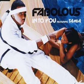 Into You (Fabolous song) - Image: Fab intoyou