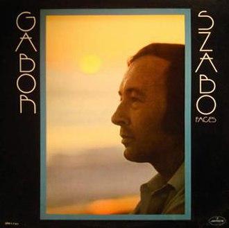 Faces (Gábor Szabó album) - Image: Faces (Gábor Szabó album)
