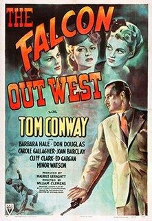 <i>The Falcon Out West</i> 1944 film by William Clemens