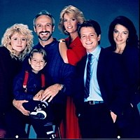 added in season five michael gross meredith baxter birney michael