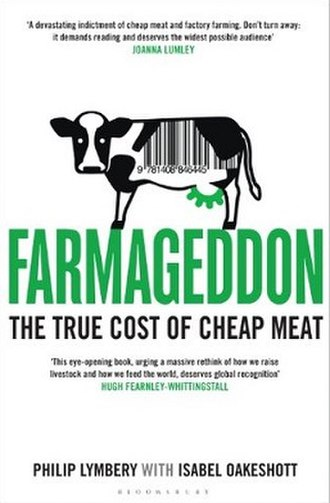 Farmageddon (book) - Image: Farmageddon (book)