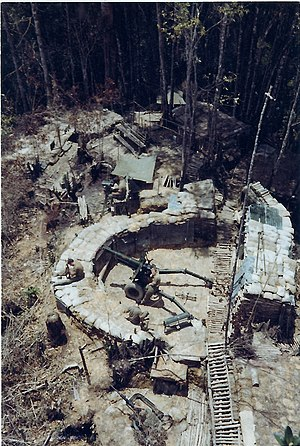 Operation Claret - Image: Feb 66 BRX